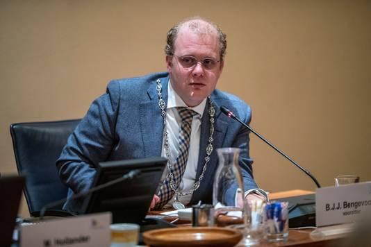 Burgemeester Joris Bengevoord van Winterswijk.