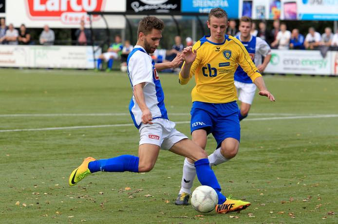 In het seizoen 2014/2015 speelden SV Someren en SV Deurne ook tegen elkaar in de districtsbeker. Deurne won toen met 1-3.