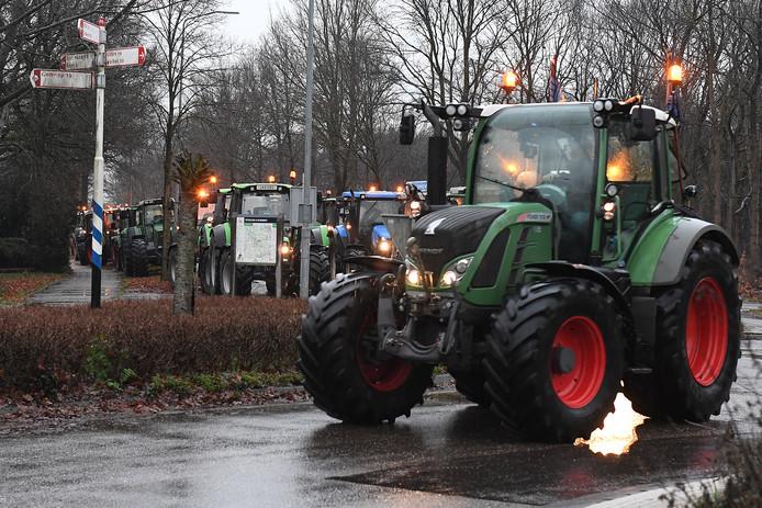 Boeren van het Farmers Defence Force gaan een eigen omroep beginnen.