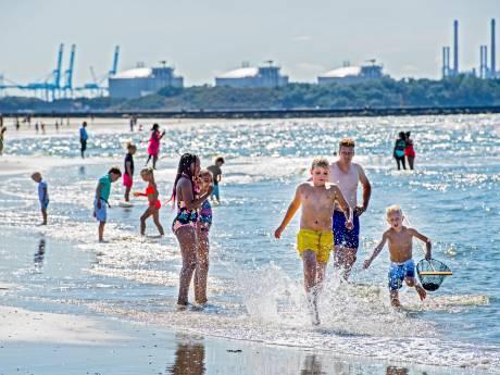 Zeewater Hoek van Holland weer veilig om in te zwemmen