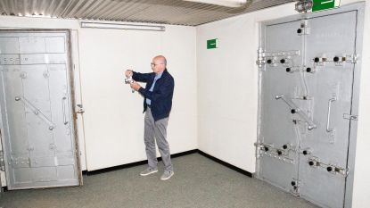 Ontdek de geheimen van de bunker onder het Citadelpark