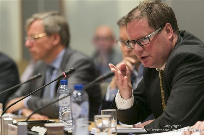 Wethouder Jan-Herman Scholten: dekking gevonden voor het betaling van de kosten na de vonnissen.