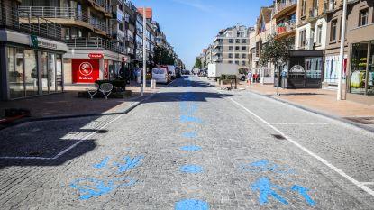 Verkeer wijkt voor ruimere terrassen in de Albert I-laan en Ventweg Kaai
