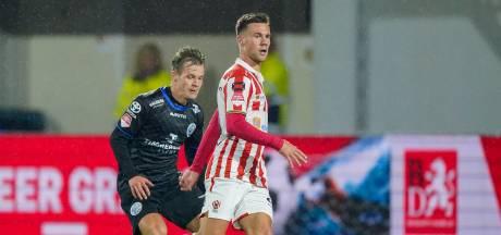 Coronabesmettingen bij TOP Oss, duel met Jong FC Utrecht gaat niet door