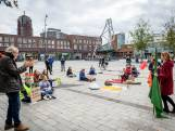 Teleurstellende opkomst bij klimaatpicknick in Enschede