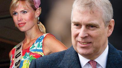 Hij raakt verstrikt: wat deed Britse Prins Andrew met Miss Rusland in Epsteins privéjet?