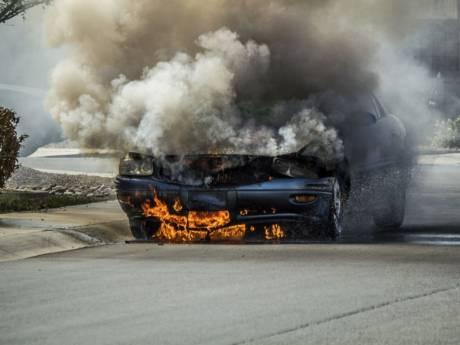 Negen maanden cel voor Puttenaar die auto van  politieagent in brand stak