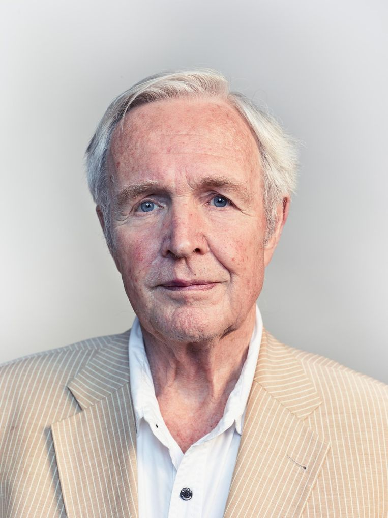 Jan Terlouw. Beeld Jeroen Hofman
