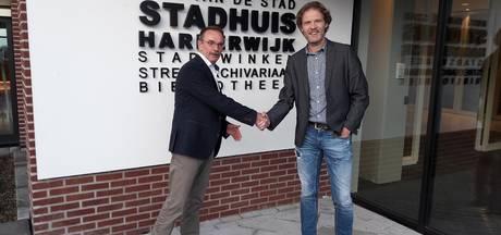 Wethouder Pieter Teeninga vertrekt; Marcel Companjen in de startblokken