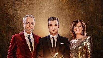 Dit gouden trio presenteert 'De Gouden Schoen'