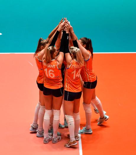 Hebben de volleybalsters hun sterkste jaren achter de rug?