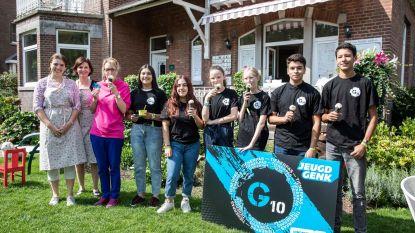 G 10-jongeren lanceren tienerpas