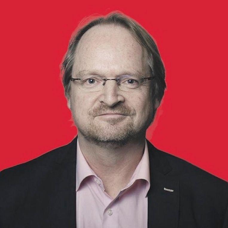 Johan Dessing (1965) is lijsttrekker voor FVD in de provincie Noord Holland Beeld -