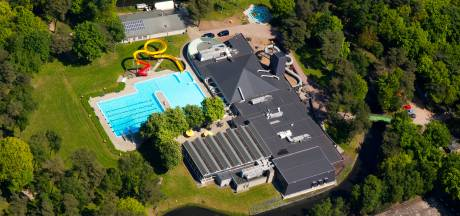 Bosbad Putten viert 70ste verjaardag met zwemfeest