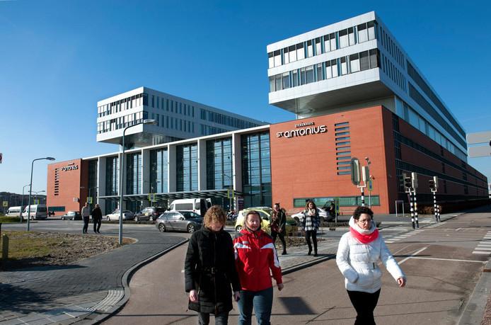Het Antonius Ziekenhuis in Leidsche Rijn.