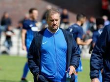 Trainer Cesco Agterberg blijft nog een jaar bij DHSC