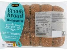Jumbo roept breekbrood terug om fout in allergie-informatie