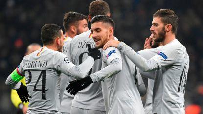 AS Roma sleept zege uit de brand tegen tienkoppig CSKA en doet uitstekende zaak in groep G