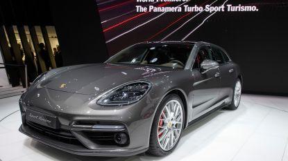 Porsche roept bijna 75.000 Panamera's terug wegens softwareprobleem