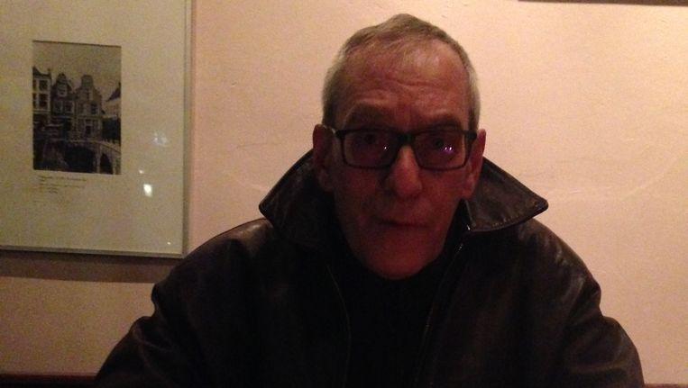 Victor (65) in zijn stamcafé De Morgenster in Utrecht. Beeld Gidi Heesakkers
