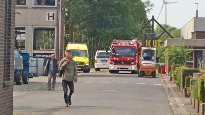 Zevenhonderd leerlingen geëvacueerd na brand in school in Oostakker