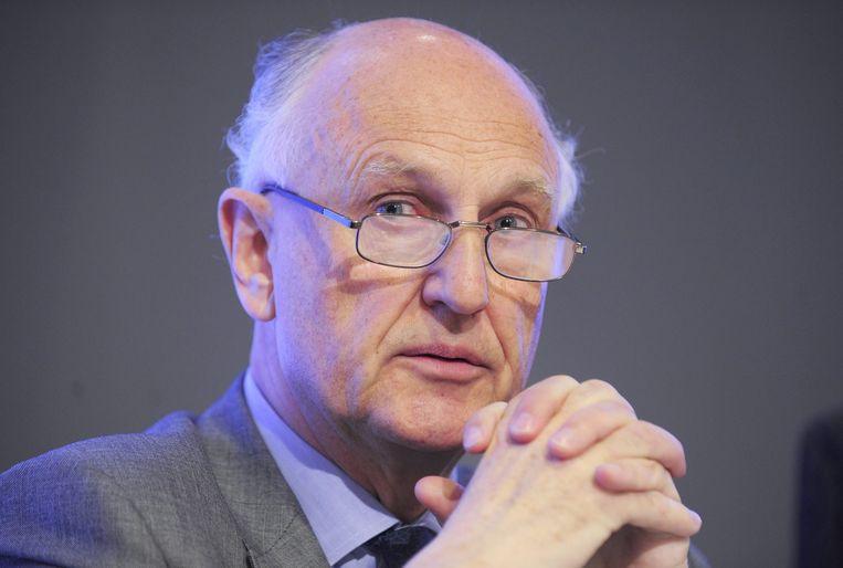 """Voormalig KBC-topman Jan Huygebaert zou de historie """"in grote lijnen"""" bevestigen."""