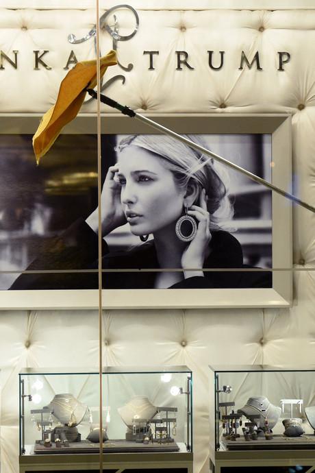 First Daughter Ivanka verovert de wereld als luxe merk