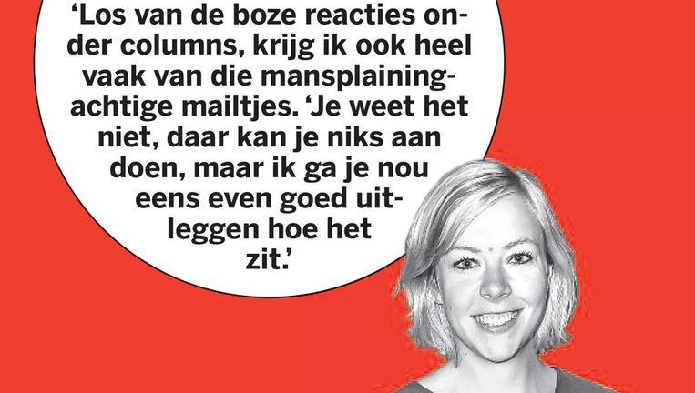 Nynke de Jong, Algemeen Dagblad Beeld
