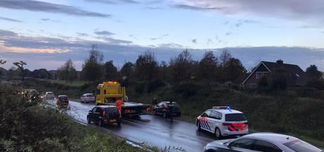 Drie auto's betrokken bij aanrijding in Oldenzaal