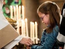 Eerste communie keert terug in dorpskerken rond Uden