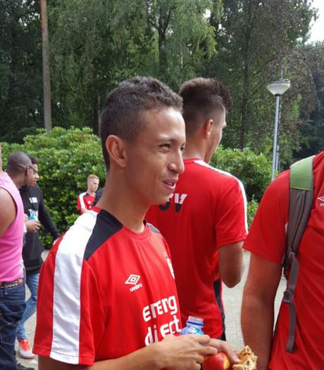 PSV heeft Braziliaanse aanvaller Mauro binnen, tot 2022