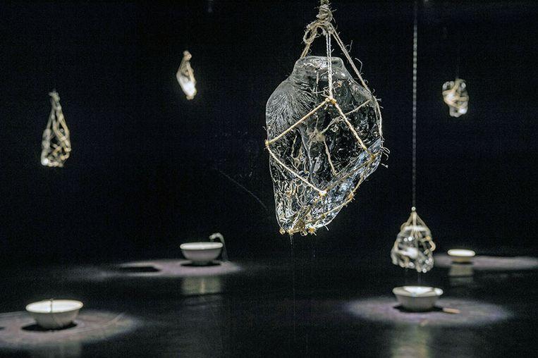 STUK is op 14 december het toneel voor een betoverende installatie.