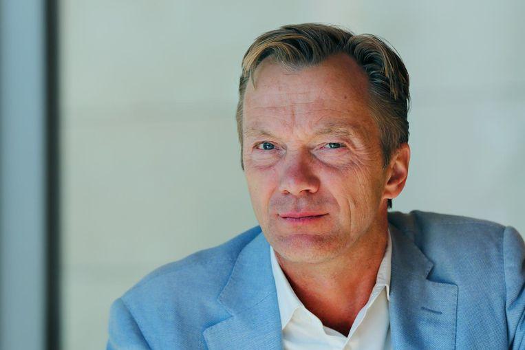 Kunsthistoricus Wim Pijbes. Beeld anp