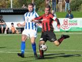 Welke spelers scoorden er op zondag 15 oktober voor de Zeeuwse clubs?