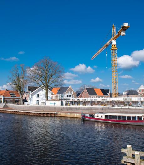 Laatste bouwfase Waterfront Dalfsen: nog even doorbijten voor dorpscentrum