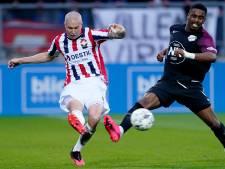 Bij Willem II miste alleen Holmén nog geen minuut