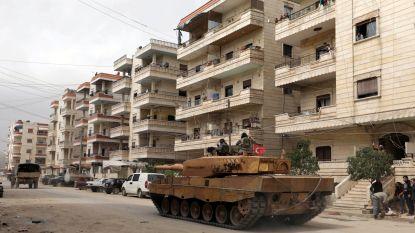 Turkse leger zou regio Afrin volledig onder controle hebben