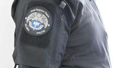Zwaar bewapende politie-eenheid van Westkust wordt nu ook ingezet in politiezone Polder