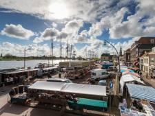 De pest, een storm en nu het coronavirus zetten streep door Kamper jaarmarkt De Heugte