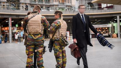 Kostprijs drie jaar militairen op straat: 140 miljoen euro