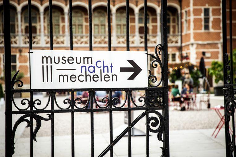 Zeven expositieruimten nemen deel aan de tweede editie van de Mechelse Museumnacht.