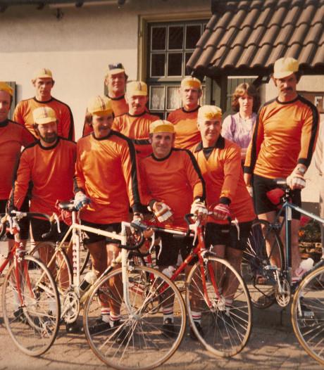 Week feest bij Tourclub Handel, met oud-profs aan het woord in wielercafé