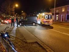 Fietsster naar ziekenhuis na aanrijding op Fatimastraat in Breda