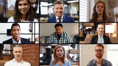 Solliciteren per webcam: met een monoloog het algoritme overtuigen van uw kwaliteiten