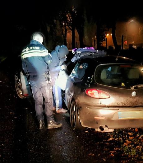 Gilzenaar (31) voor derde keer betrapt op rijden zonder rijbewijs