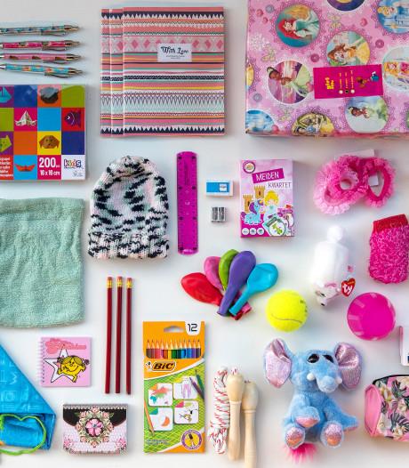 Vrolijke cadeaus uit Ochten voor kinderen in Oost-Europa