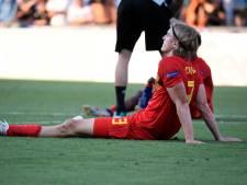 Euro U21 : des Diablotins valeureux mais quasiment éliminés