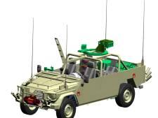 Luchtmobiele Brigade verkiest Duitse terreinwagens boven Nederlandse