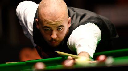 Luca Brecel kansloos onderuit in kwartfinale Shanghai, maar iedereen heeft het over héérlijke pot O'Sullivan