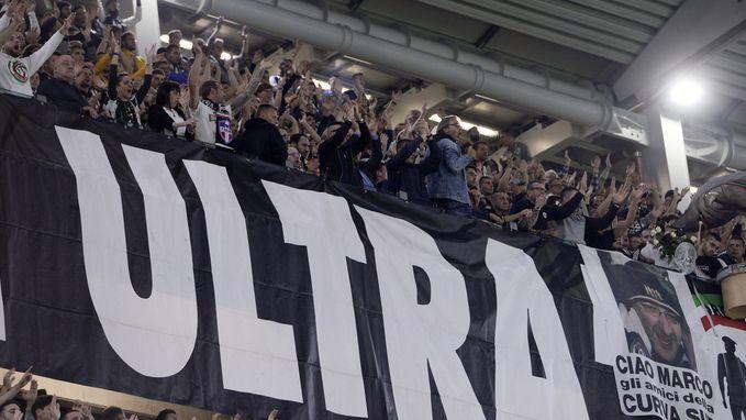 Juventus-fans in de ban van de Calabrese maffia